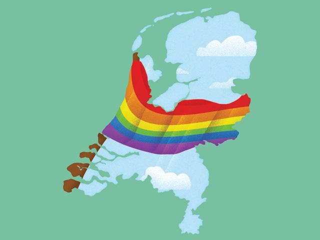 Нідерланди - найкраще місце для того, щоб бути геєм