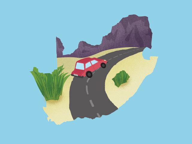 Південна Африка - найкраще місце для подорожей на автомобілі