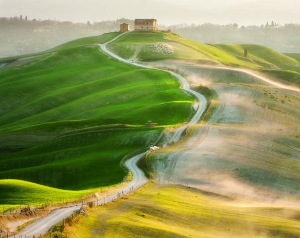 Ідилічні фото Італії