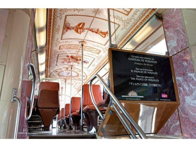Паризька електричка: палац на колесах
