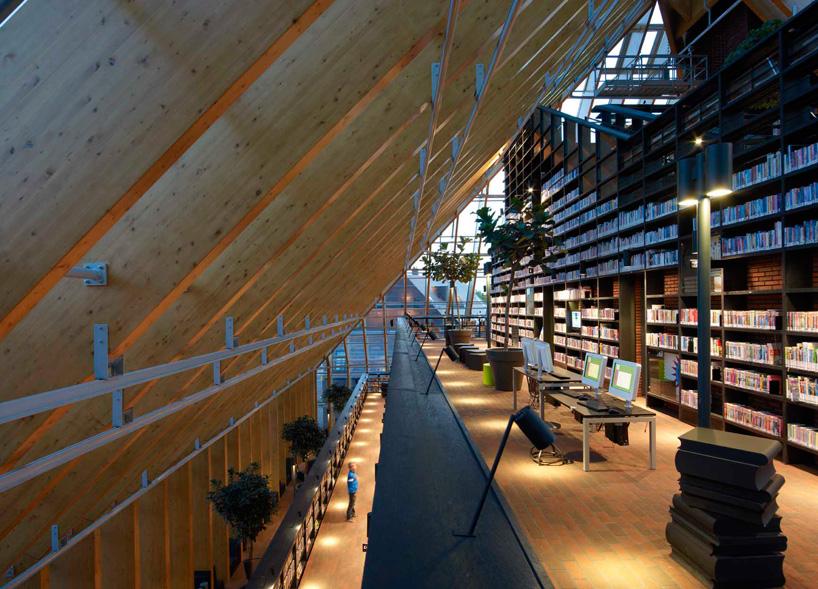 Книжковий квартал у Нідерландах
