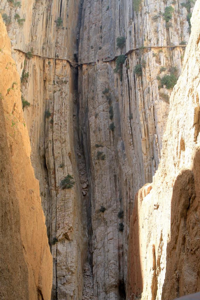 Найнебезпечніша стежка у світі - El Caminito Del Rey