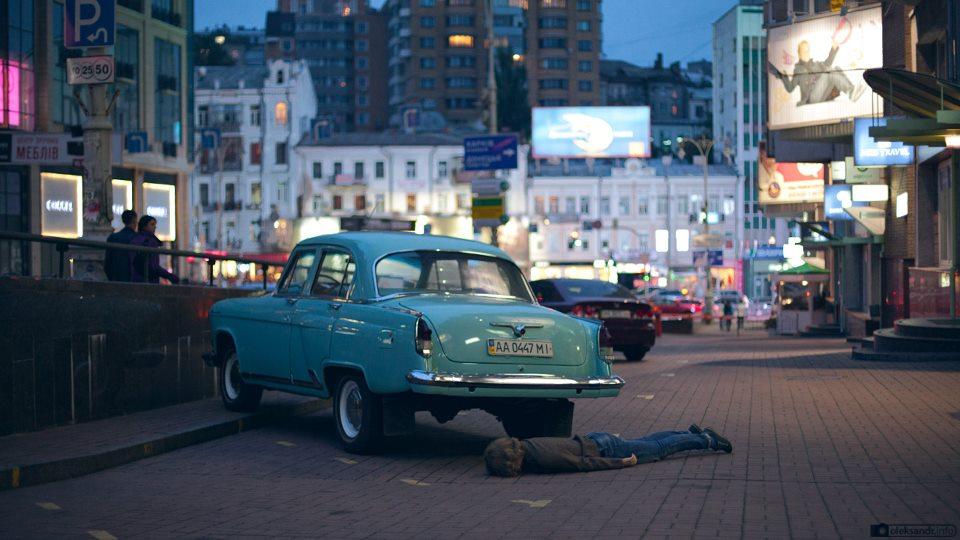 Фотопрофіль: Олександр Гонтар