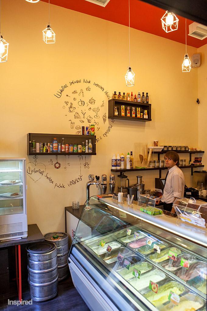 The Best Of - молодіжне кафе в центрі Львова