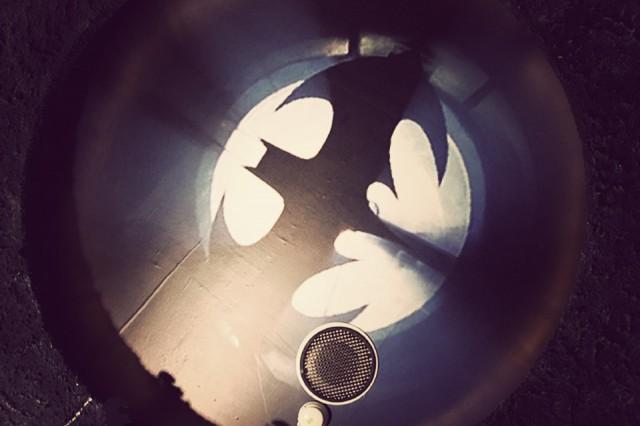 Готель у стилі Бетмена