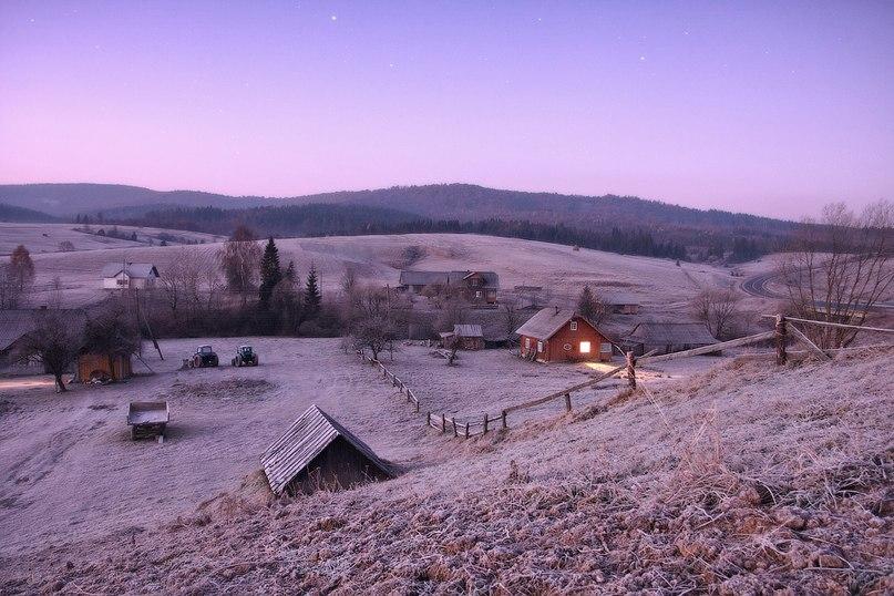 Осінні Карпати - фото Олексія Угальникова