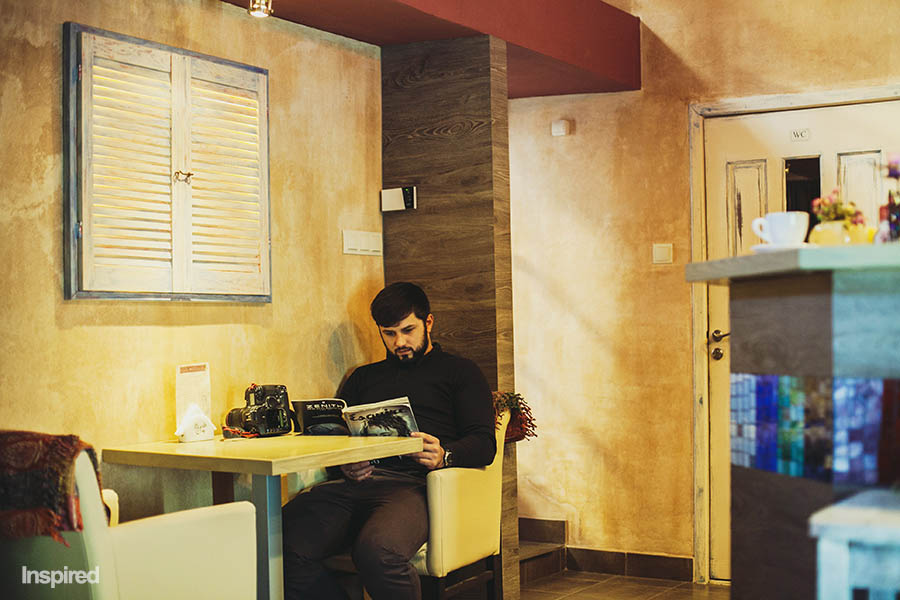 Кафе Reki Manki