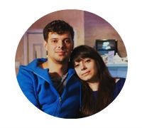 Максим і Наталя