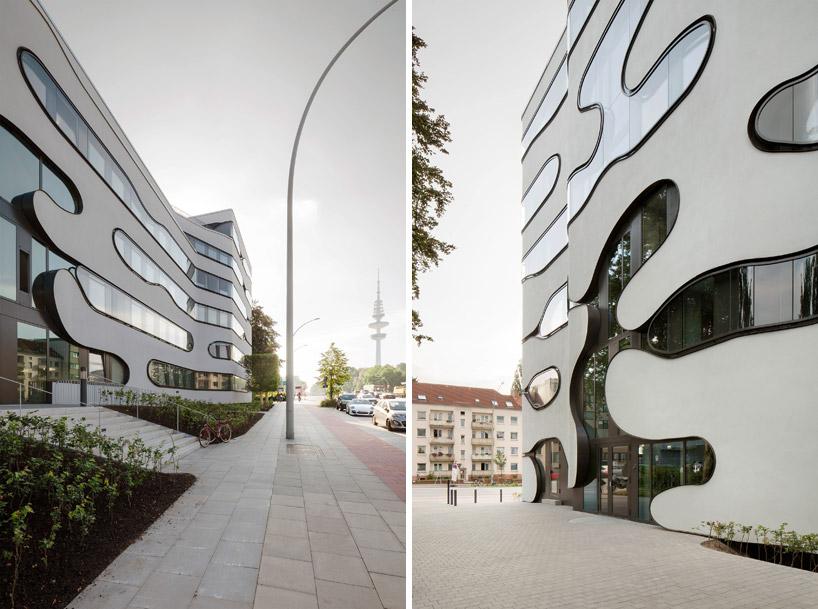 Schlump One building, Hamburg