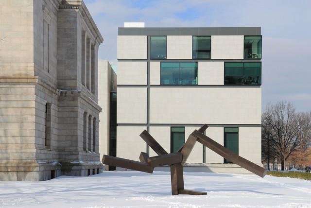 Музей витончених мистецтв (Бостон)