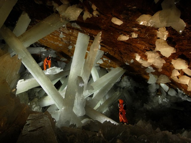 Печера Найка у Чилі