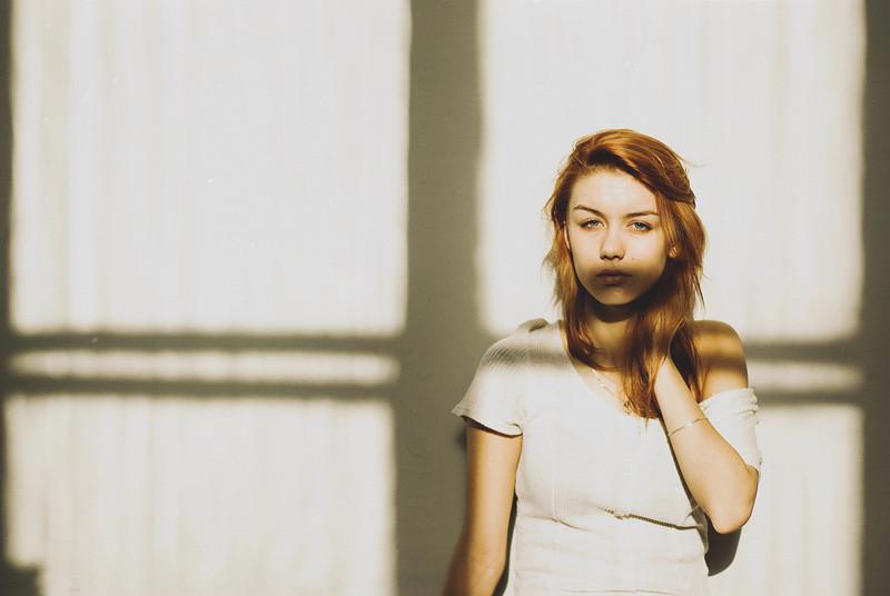Фотопрофіль: Анна Агафонова