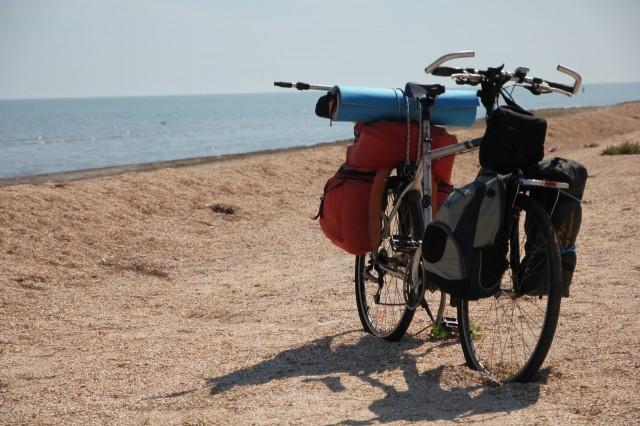 Навколо Криму на велосипеді за 17 днів