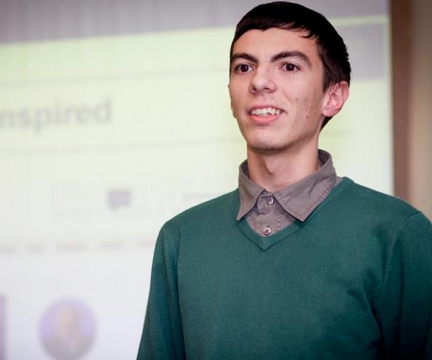 Сергій Пішковцій, автор Inspired - про натхнення, Оруелла та вітчизняне книговидавництво