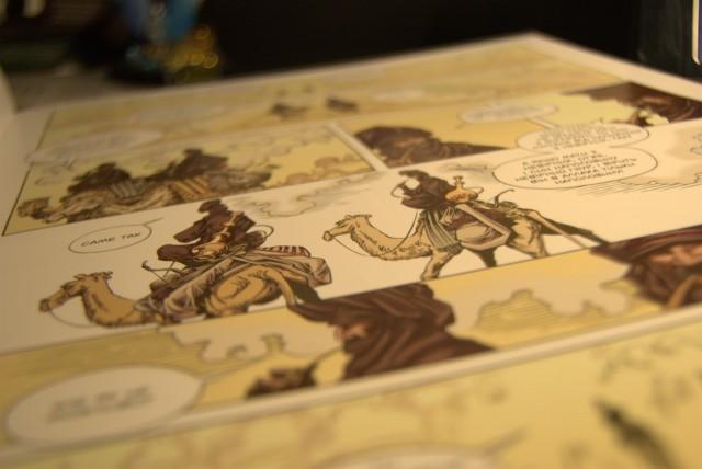 """Inspired Books: """"Даогопак"""" - перший комікс про козаків-запорожців"""