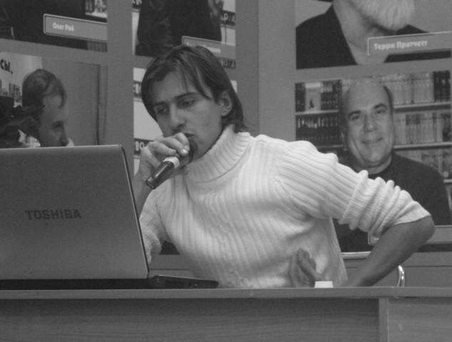 """Любко Дереш - про книгу """"Голова Якова"""", улюблених авторів та творчі плани"""
