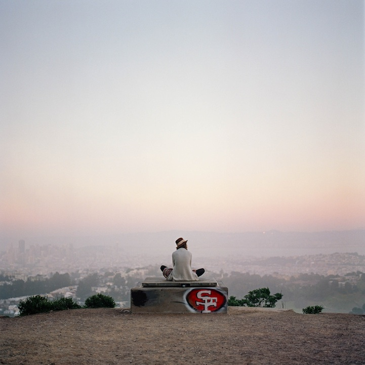 Кріс Озер: портрети без облич