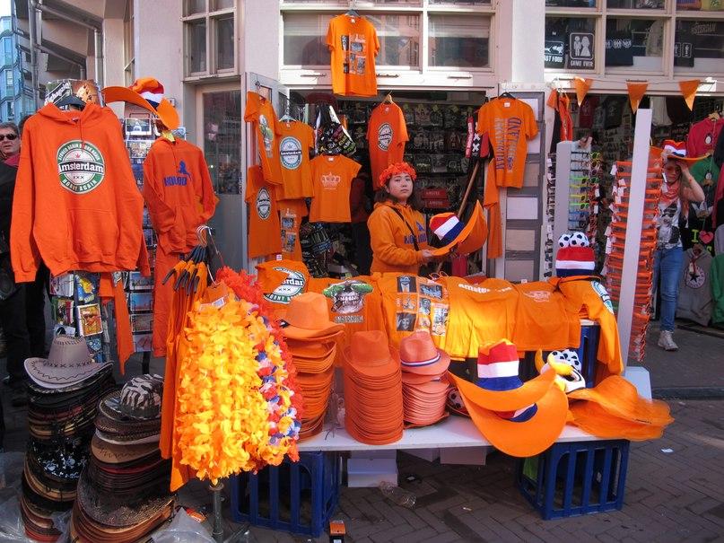 Як відзначали День Королеви в Нідерландах