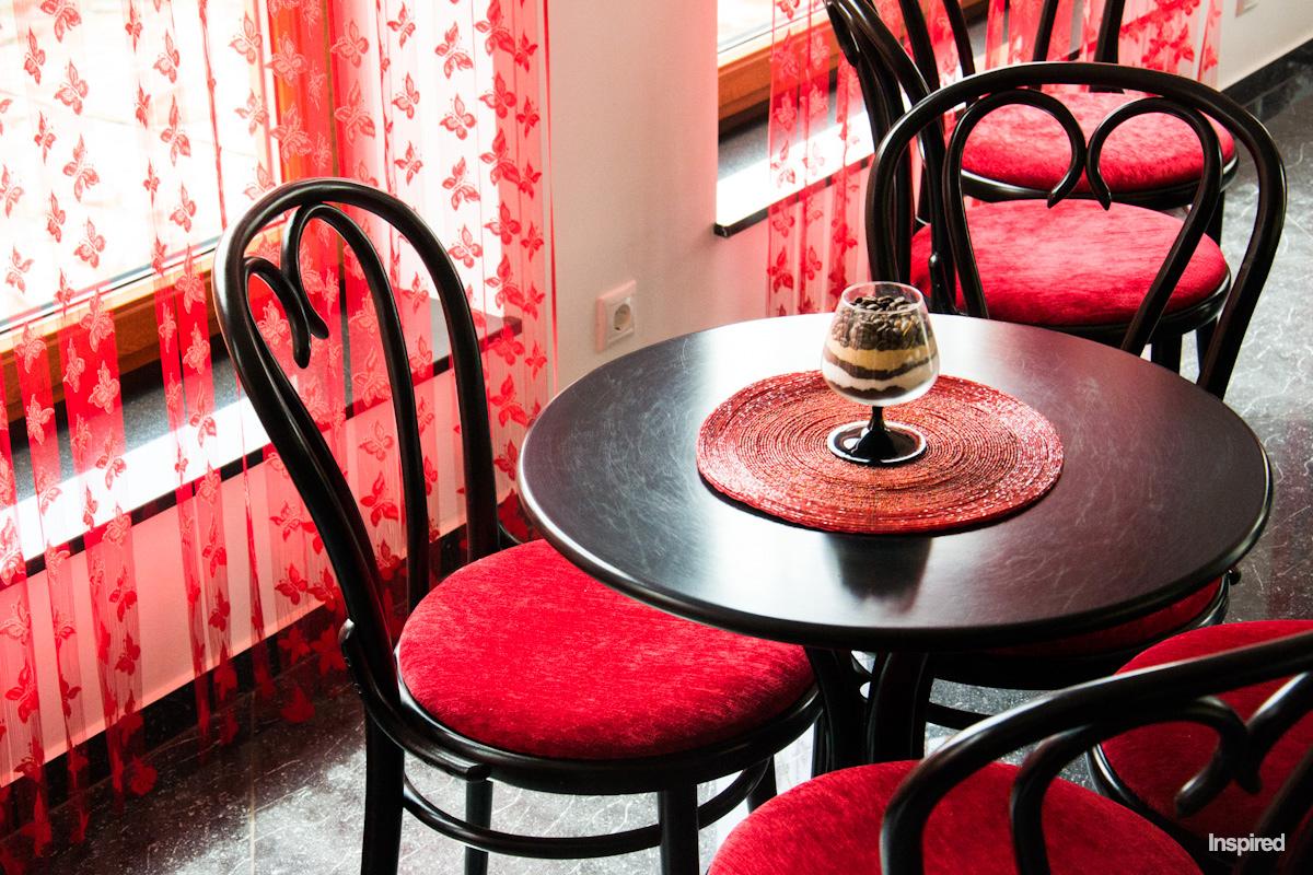 Кафе Герміна - тістечка зі смаком Австро-Угорщини