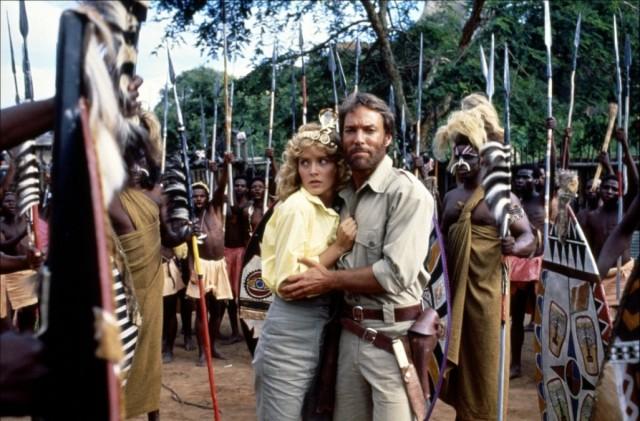 Копальні Царя Соломона / King Solomon's Mines (1985)