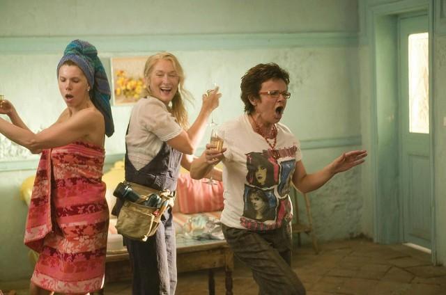 Мамма міа / Mamma Mia (2008)