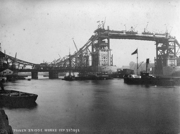 Міст Тауер
