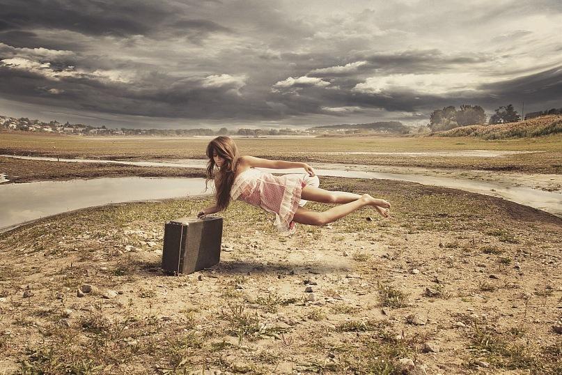 Фотоманіпуляції від українського фотографа Вадима