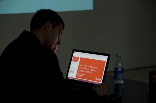 Хакатон у Вінниці: Нові ідеї для мобільного міста