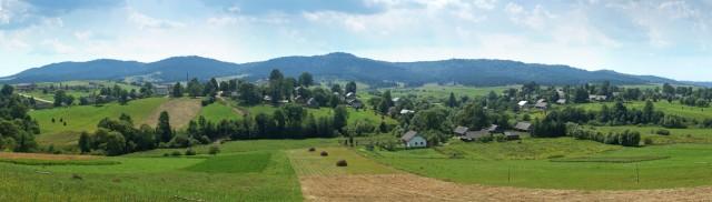 Прикордонне село Боберка
