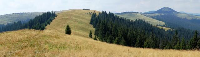 Румунський кордон, вершина Регеска