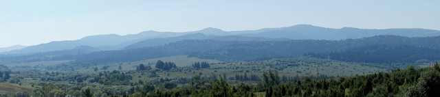 Долина Сяну та польські Бескиди
