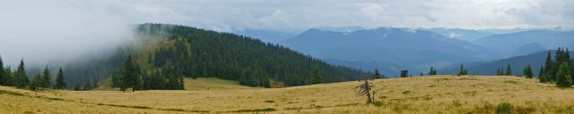 Туман на вершині Тавпиширка