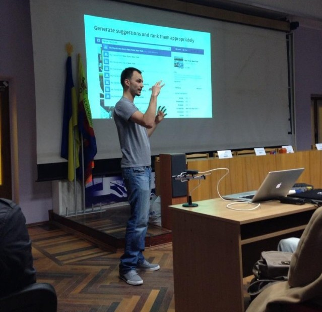 Остап Коркуна, Facebook – про поради молодим розробникам, майбутнє електронних книг і нові знання
