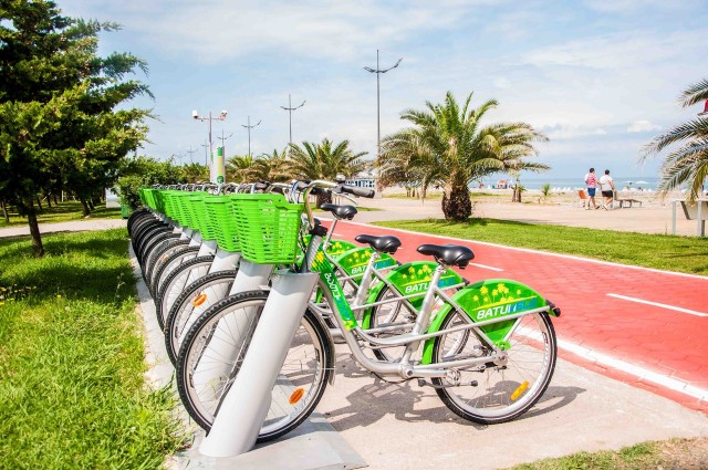 Batumi bike rent