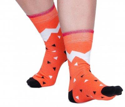 noski-sammy-icon-twist-s-kombinirovannym-printom-orange-foto-3-large