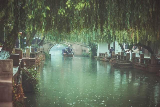 """Китайська """"Венеція"""" – містечко на воді Чжоучжуан"""