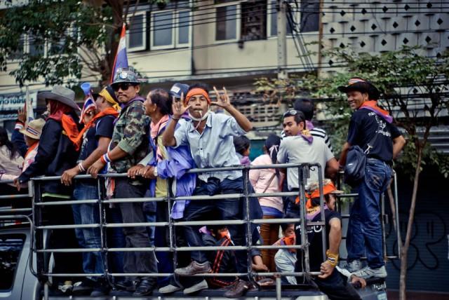 Перевезення протестувальників