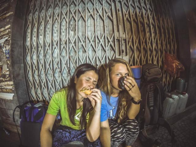 Голодні часи на вулицях В'єтнаму