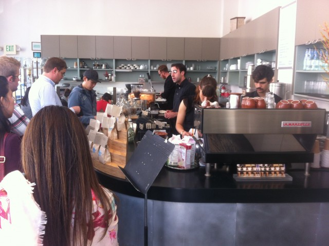 BlueBottle Caffe San Francisco