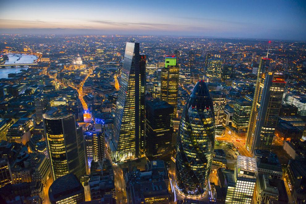 Фінансовий квартал Лондону