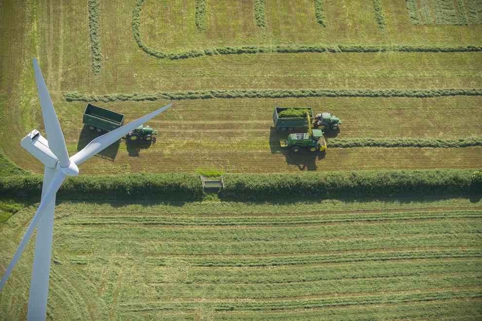 Фермери в Уельсі