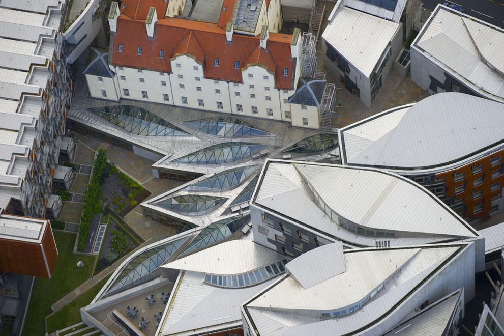 Будівля Парламенту Шотландії