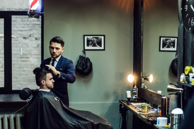 Firm Barbershop