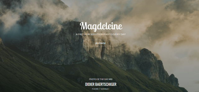 Hand picked free photos for your inspiration Magdeleine