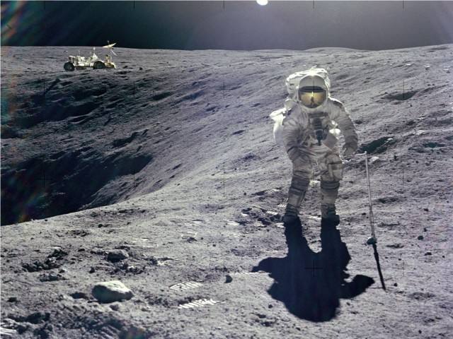 Moon Landing Wallpapers 4