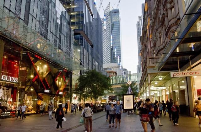Squares Streetscapes Precincts