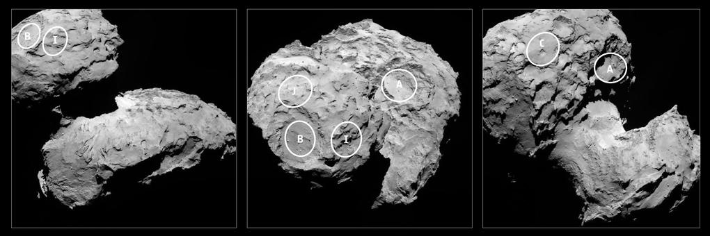 Philae_candidate_landing_sites_verge_super_wide