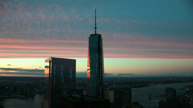 It's official: One World Trade Center to be tallest U.S. skyscraper