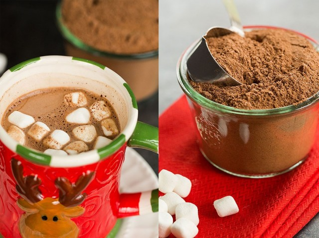 3. горячий шоколад