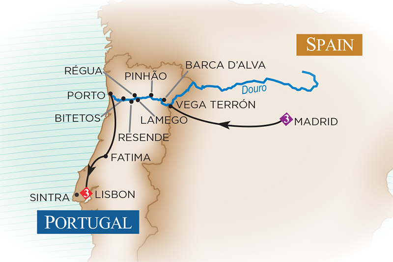 Ama_port_wine_flamenco_map